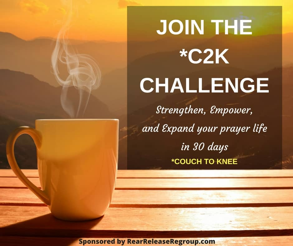 Join the C2K Challenge and grow your prayer life deeply, strongly, and more powerfully in the next 30 days. Experience the power of prayer for your family, kids, and husband.