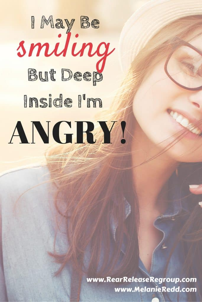 Sometimes anger can take hold in our lives, and we don't even realize it. Discover how to practically let go of deep-seated anger and bitterness from the inside out.