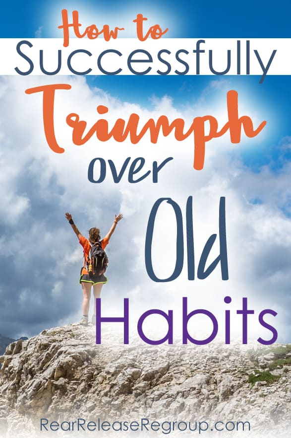 How to successfully triumph over bad habits and win once and for all. God has a plan for you to win over sin and become victorious. Here's how.