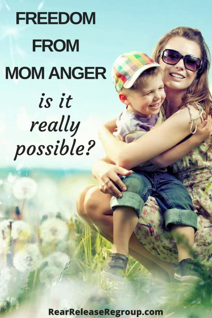 Freedom from mom anger; is it really possible? Author interview on a brand new book featuring 9 liberating steps for mom anger and frustration.
