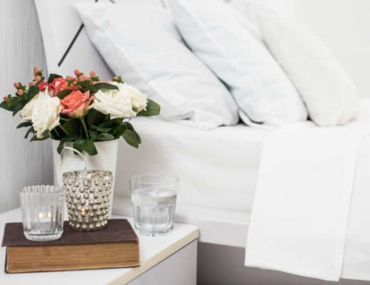 """secrets to a simple & clutter-free life. Simple tips for decluttering, simplifying, and protecting your mind space and your home from too much """"stuff""""."""