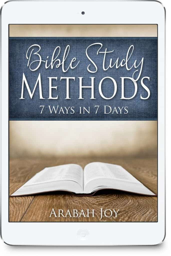 10 Ways Bible study calms overwhelmed moms; Learn to study and interpret Scripture on your own and grow your faith with short bursts of time in the Word.