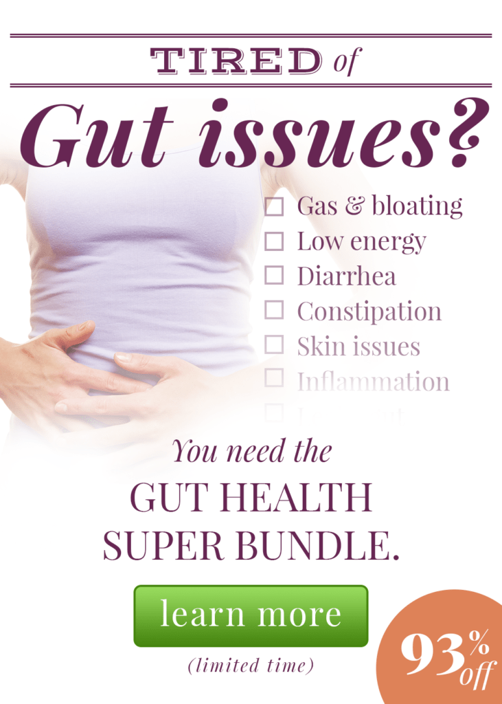 Ultimate Gut Bundle on sale now