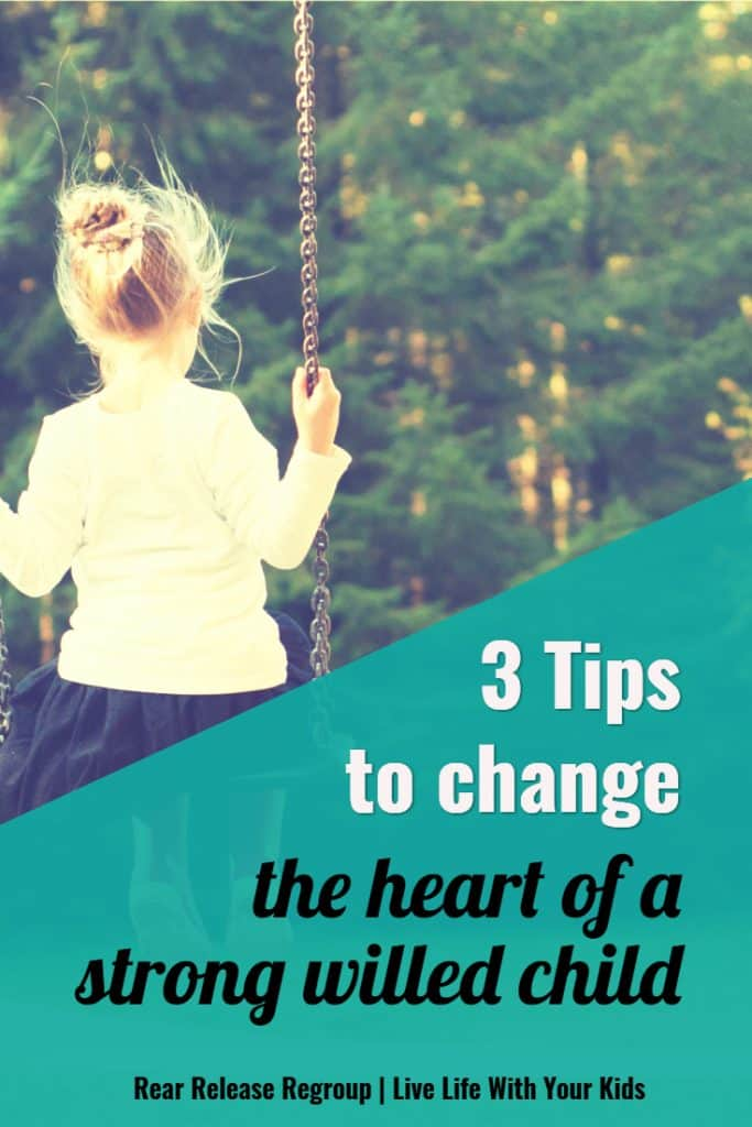 #strongwilledchildren Three tips to change the heart of a strong willed child and avoid the power struggle. Learn how to stay calm, be heart focused, and guide wisely.