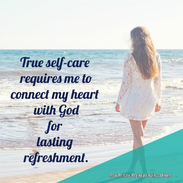 Christian inspiration and motivation for the weary mom; Introducing the new Mommy Self-care Challenge! Tap into God's strength for the exhausting days.