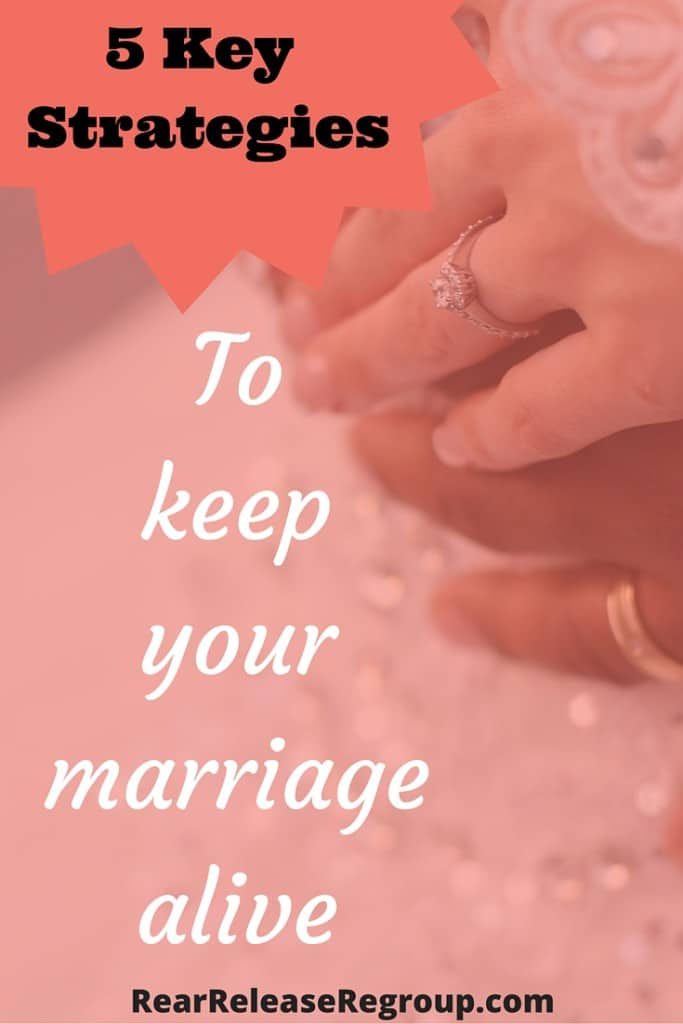 5 key strategies to keep your marriage alive. Advice on love, trust, and communication for a godly marriage.