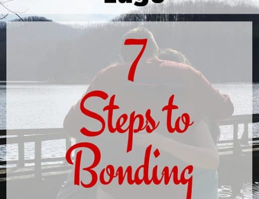 A Father's winning edge; 7 steps to bonding. How to be a good father and remain fully present in building relationships for life.