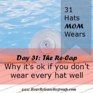 Day 31 - The Recap