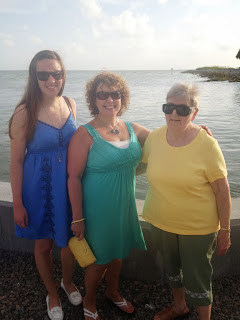 How to see the world through grandma's eyes; encouragement for the caregiver to slow down, enjoy details, and glean soul focus