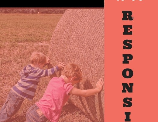 Do you have a method for teaching your kids to be responsible? Are you frustrated with sloppiness, lack of effort, or bad attitudes? Here's what works.