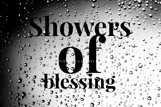 How to recognize your blessings, even in the face of storm clouds.