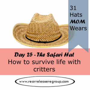 day 25 safari hat