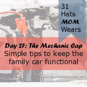 day 27 the mechanic hat