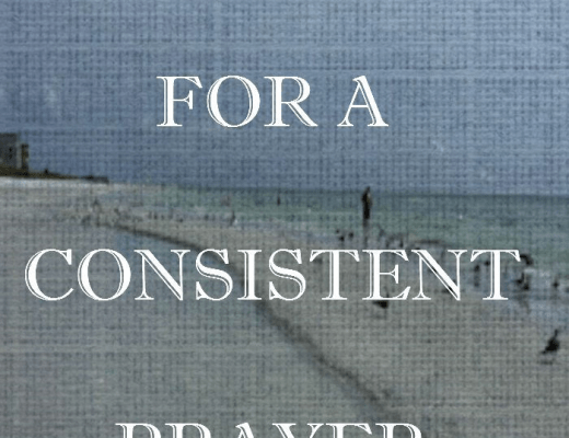 How to make time for a consistent prayer life; for busy moms. You can maintain a consistent prayer life and ministry, even on limited time - here's how.