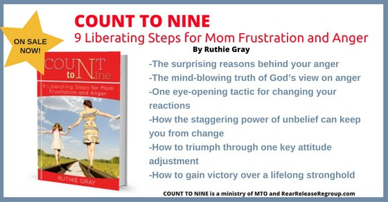Why I wrote a book on mommy anger; 9 Key Strategies moms desperately need. Get started today on the Biblical path to key attitude adjustments and peace.