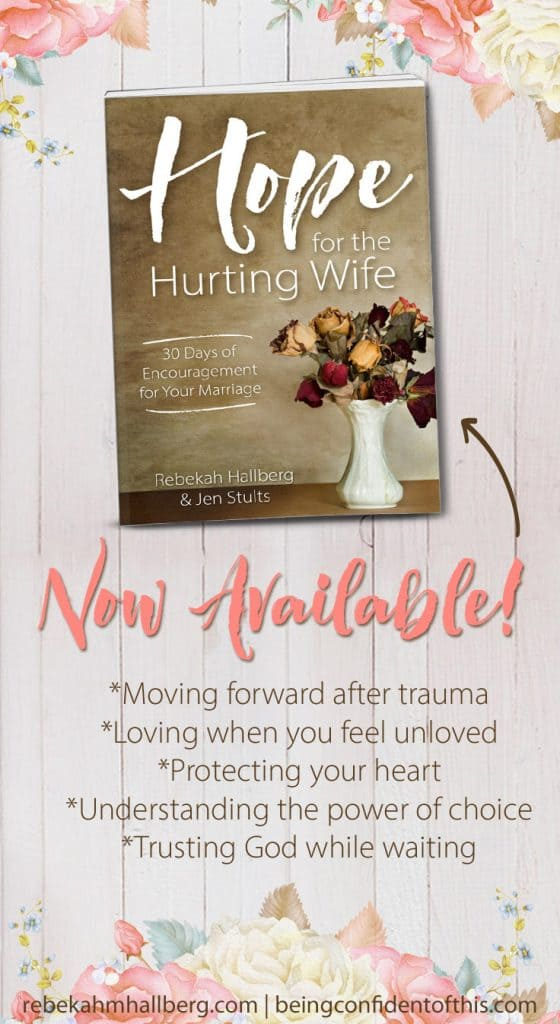 "(Affiliate) Dear hurting wife; powerful advice for when marriage falls apart from the new book, ""Hope for the hurting wife"", a case study from two #marriages God saved. #hurtingwife"