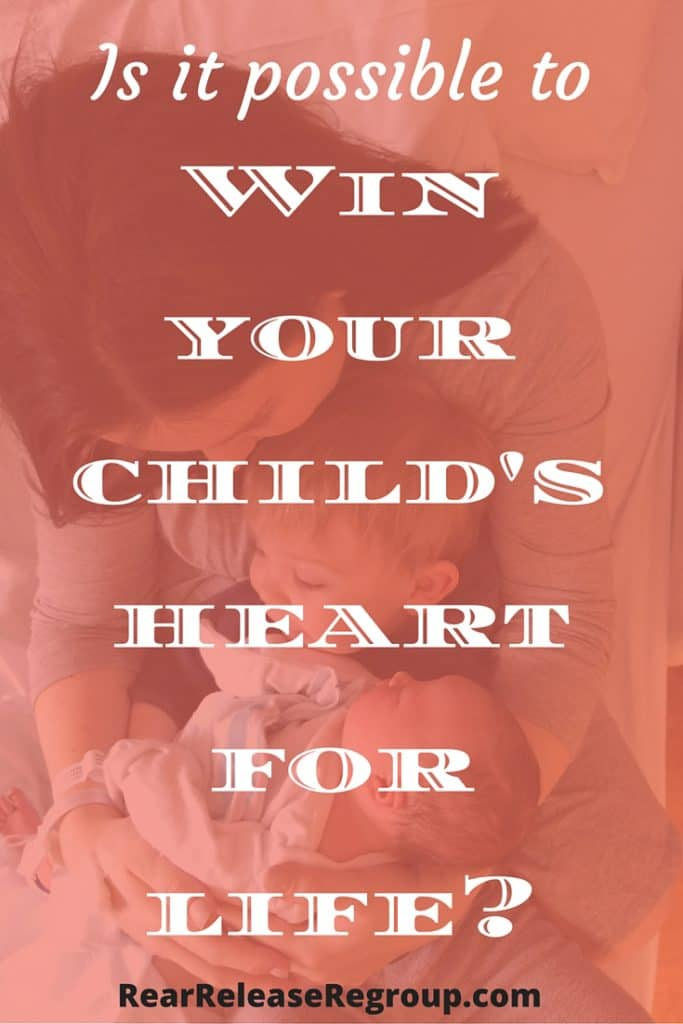 Is it possible to win your child's heart for life? Key actions to build strong relationships with their children in order not to lose them as they mature.