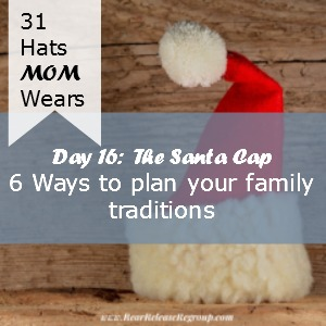 6 ways to eliminate stress and build traditions for your family at Christmas time. My problem and how I solved it.